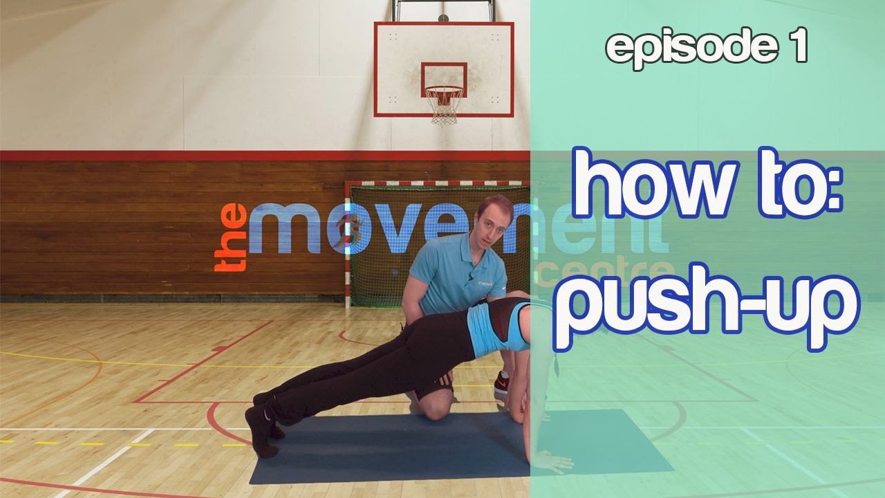 The Push Up Series